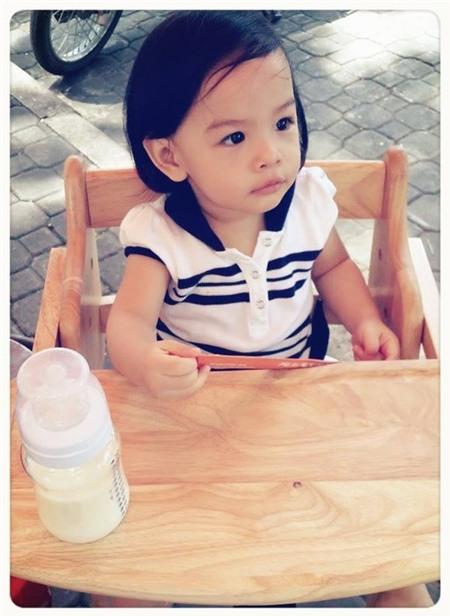 Con gái Phạm Quỳnh Anh