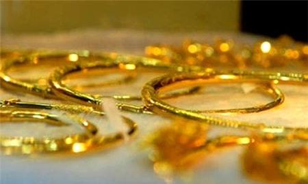 Giá vàng đang tăng từng ngày