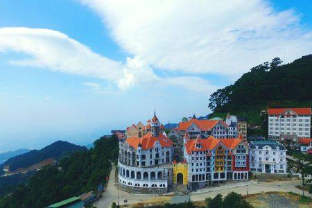 Khách sạn ở Tam Đảo rất đẹp và hiện đại để phục vụ tốt cho nhu cầu của khách hàng