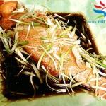 Cá vược hấp xì dầu Tuần Châu
