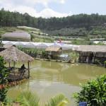 Hồ câu Thủy Quái ở Đà Lạt