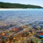 Làn nước biển Cô Tô