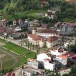 Thị trấn Sapa
