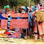Nhộn nhịp phiên chợ Lùng Khấu Nhin