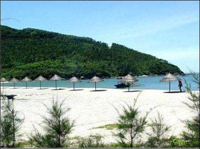 Bãi tắm Titop - Bãi tắm được du khách yêu thích