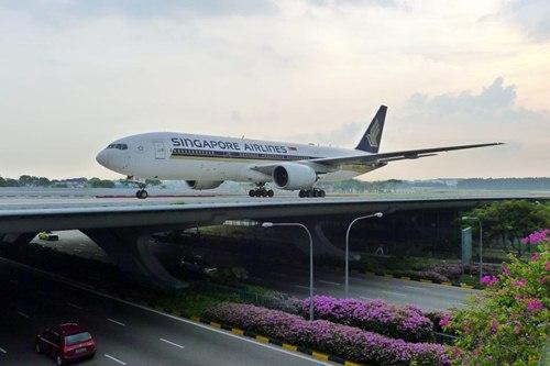 Sân bay Changi - Sân bay tốt nhất thế giới