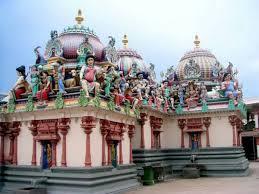 Đền thờ Sri Mariamman có lịch sử lâu đời ở Singapore