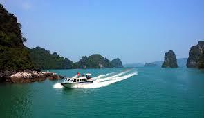 Du lịch đảo Cô Tô bằng tàu cao tốc