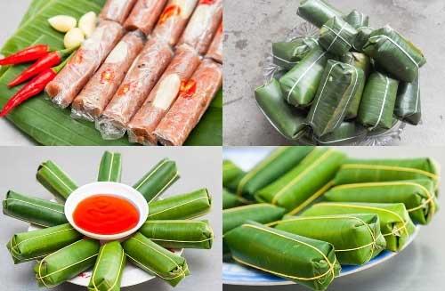 Nem chua, nem chạo đặc sản Quảng Yên không nên bỏ lỡ
