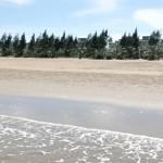 Hải Tiến có bờ biển dài tới 12km