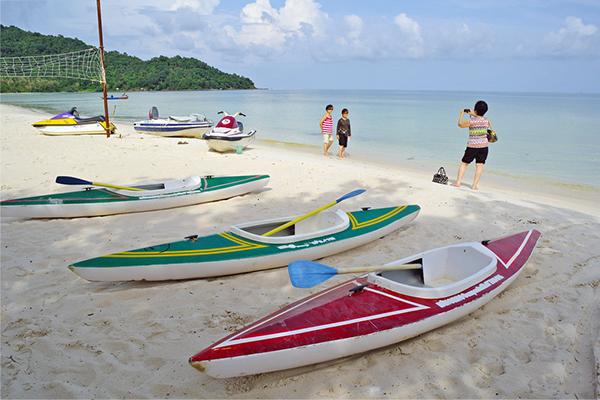 Khám phá Bãi Sao- một trong những bãi biển đẹp nhất của hòn đảo Phú Quốc
