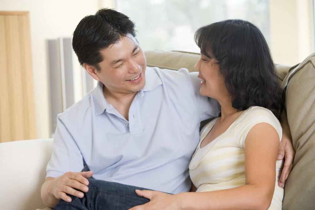 Đàn ông trung niên có nhiều thay đổi về vấn đề sinh lý