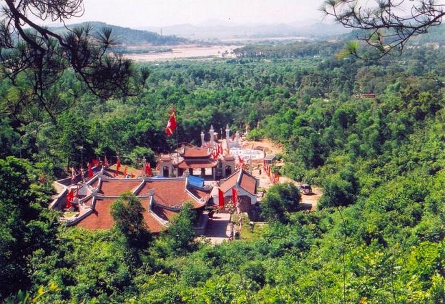 Khu di tích Côn Sơn