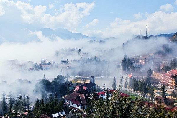 Sapa - Thành phố trong mây