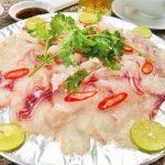 Gỏi cá Sầm Sơn